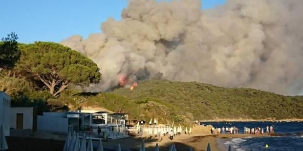 En France, les feux dans le sud-est deviennent incontrôlables (VIDEO) - La DH