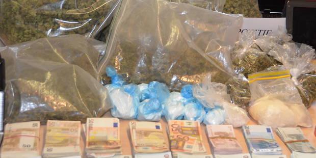 Un trafiquant de drogues présumé, recherché par la Belgique, arrêté en Espagne - La DH