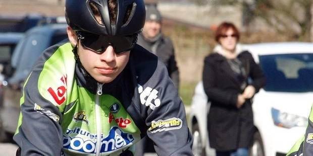Cyclisme: Julien Gaspard sans pression - La DH
