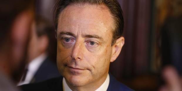 Le rédacteur en chef du Standaard dénonce les pratiques de harcèlement de Bart De Wever - La DH