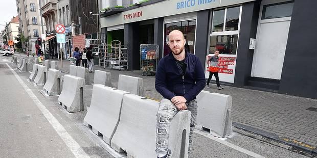Bruxelles: conflit autour d'une piste cyclable - La DH
