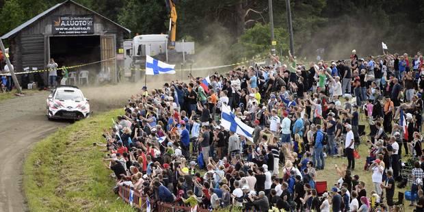 Rallye de Finlande: abandon définitif de Sébastien Ogier, Lappi pour une première, Neuville grignote - La DH