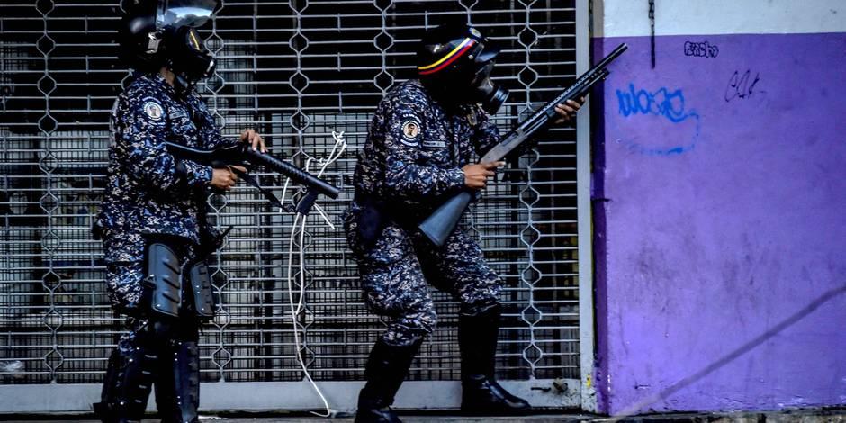 Dimanche sanglant au Venezuela, qui élit sa Constituante