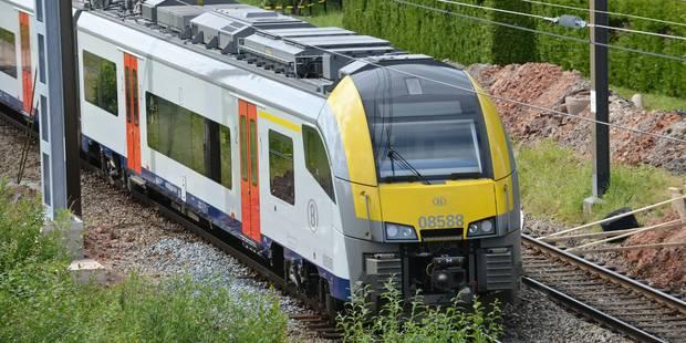 Trafic ferroviaire fortement perturbé entre Namur et Liège dans les deux directions - La DH