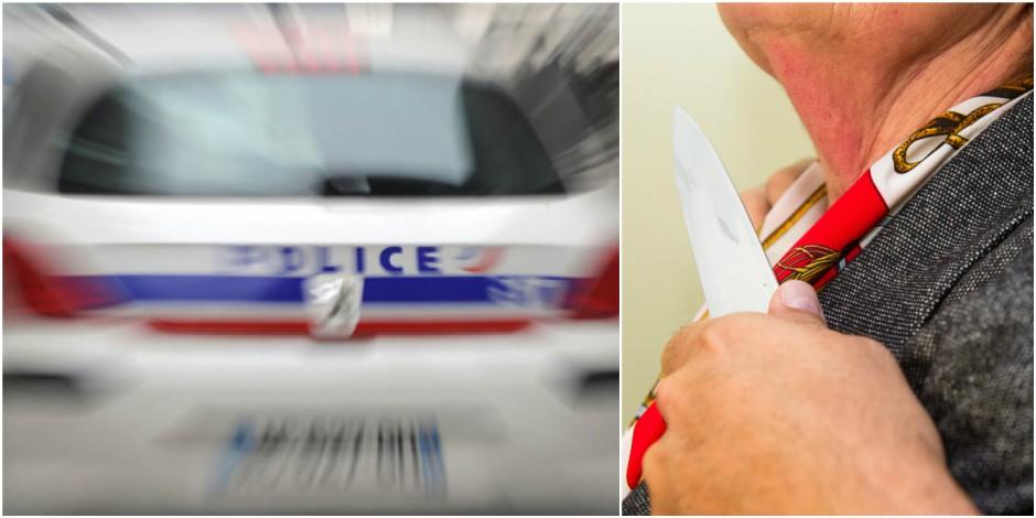 Paris: défigurée au couteau par un homme qui voulait l'embrasser