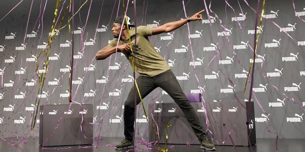 """Usain Bolt dans ses dernières lignes droites: """"Je suis prêt"""" - La DH"""