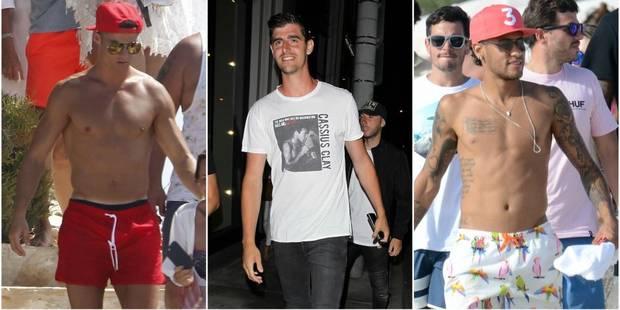 Ibiza, Los Angeles, New York: découvrez les destinations de vacances préférées des stars du foot - La DH