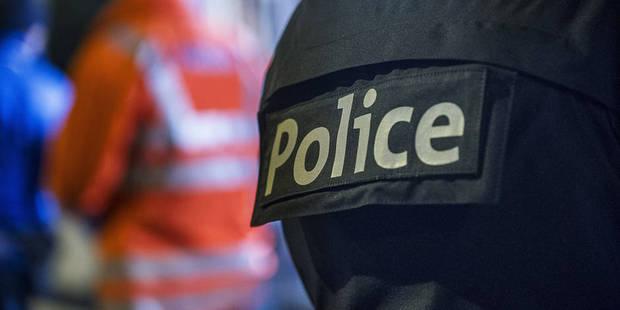 Un Louviérois privé de liberté pour menaces écrites envers des policiers - La DH