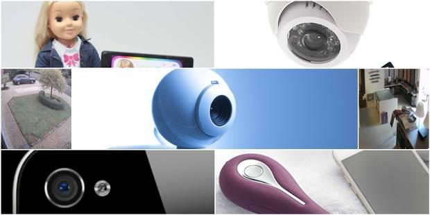 Webcam, smartphone, vibromasseur... les malwares violent votre vie privée - La DH