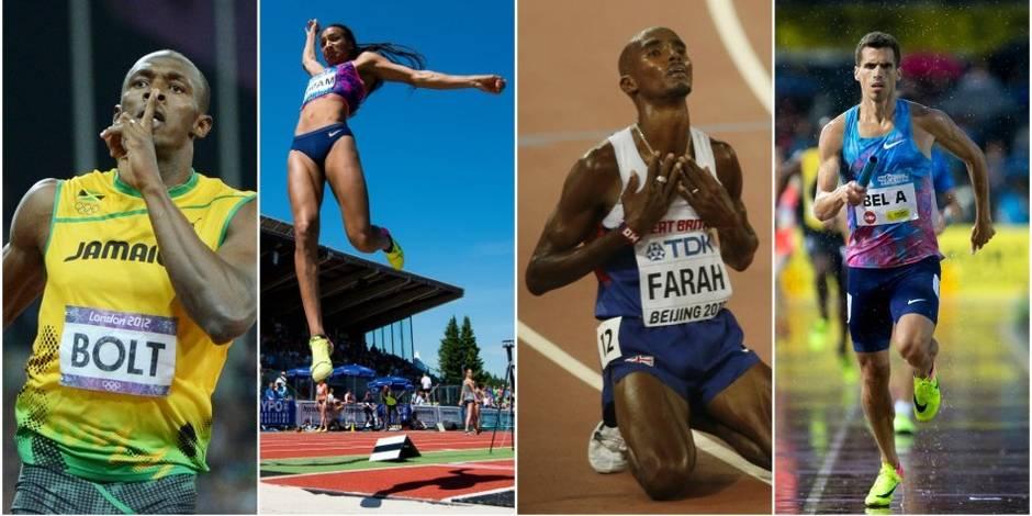 Mondiaux : Mo Farah règne sur le 10 000m
