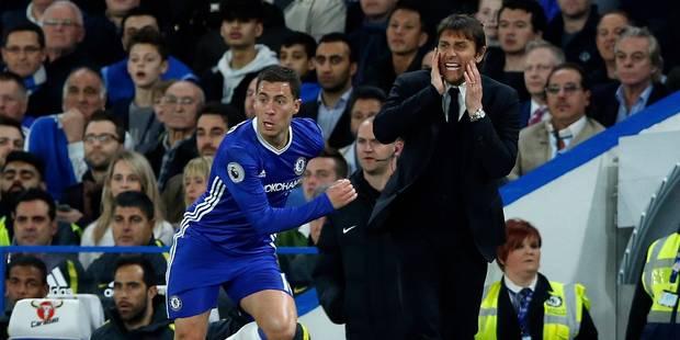 Le journal du mercato (04/08): Antonio Conte confirme que Eden Hazard restera à Chelsea cette saison! - La DH