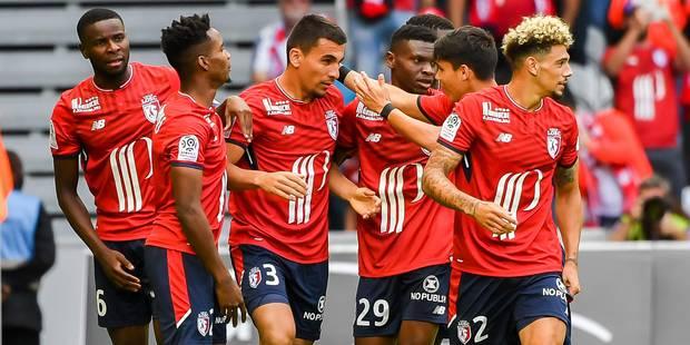 Ligue 1: Lille convaincant contre Nantes pour les débuts de Bielsa - La DH