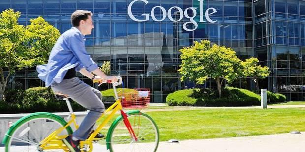 Sexisme: Google à son tour au centre de la polémique - La DH