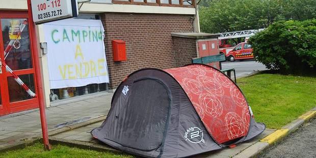 Brabant wallon: cinq pompiers pour 100.000 personnes ! - La DH