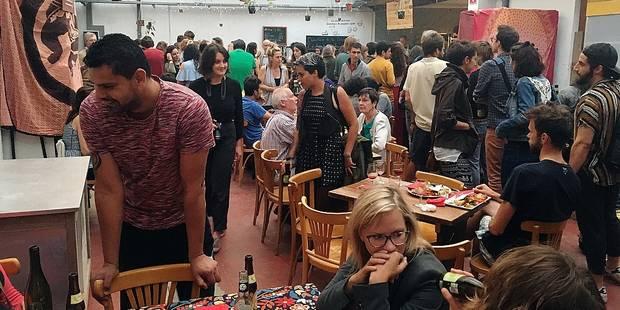 Ixelles : Un restaurant solidaire pour tisser du lien - La DH