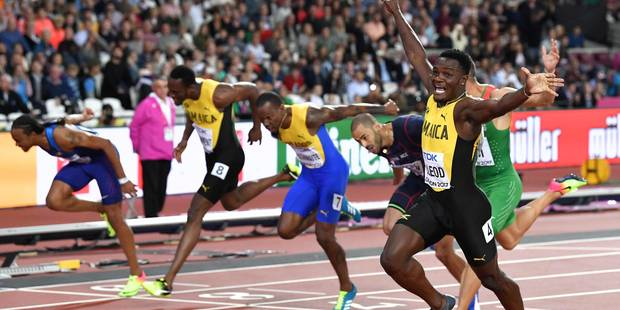 Mondiaux: après son titre à Rio, Omar McLeod est sacré sur le 110m haies - La DH