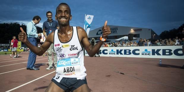 """Bashir Abdi face à Mo Farah: """"Il y a six coureurs dans ma série qui sont bien plus rapides que moi"""" - La DH"""