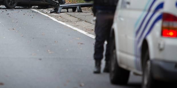 Accident mortel sur la E42 peu après Daussoulx - La DH