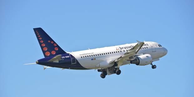 Un mois de juillet record pour Brussels Airlines - La DH