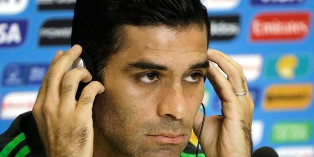 Le footballeur et capitaine du Mexique Rafael Marquez sanctionné pour trafic de drogue - La DH