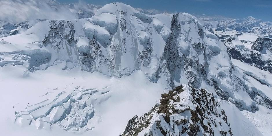 Chamonix : deux Allemands décèdent dans le Mont-Blanc