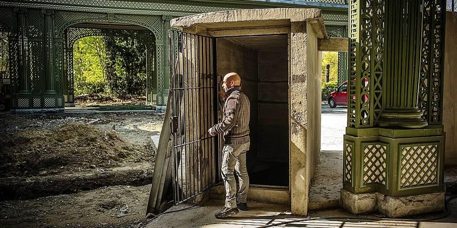 Bruxelles regorge de bunkers et d'abris nucléaires depuis la Guerre Froide - La DH