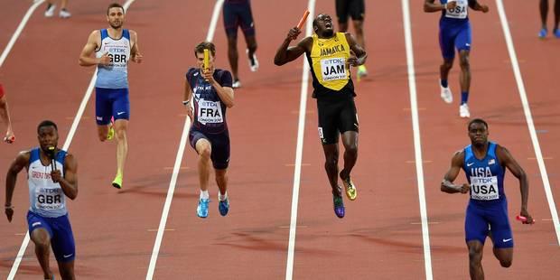 """Polémique autour de la crampe de Bolt: """"Quarante minutes d'attente, c'était trop !"""" - La DH"""