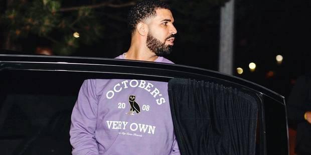 Drake bien embêté après une histoire de viol - La DH