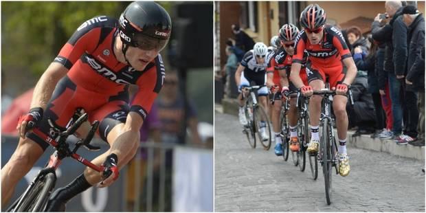 Vuelta: Loïc Vliegen remplace Samuel Sanchez, contrôlé positif et suspendu par BMC - La DH