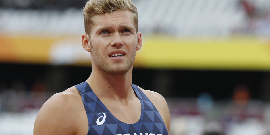 Le tweet assassin de Kevin Mayer