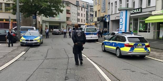 Allemagne: un homme tué à coups de couteau dans une rixe, l'agresseur en fuite - La DH