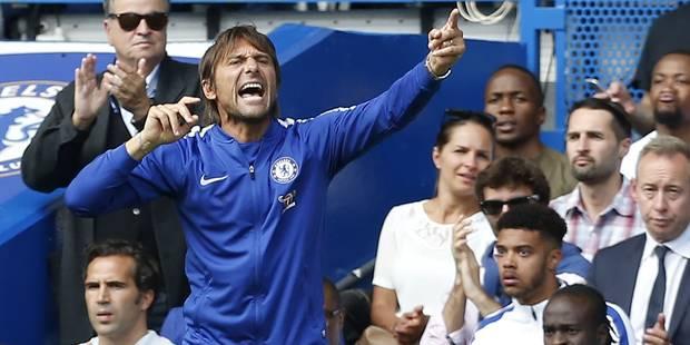 Les propos de Diego Costa jugés risibles par Antonio Conte son entraîneur à Chelsea - La DH