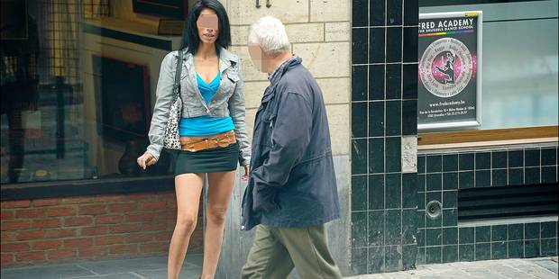 Prostitution: La police fait son grand retour à Bruxelles - La DH