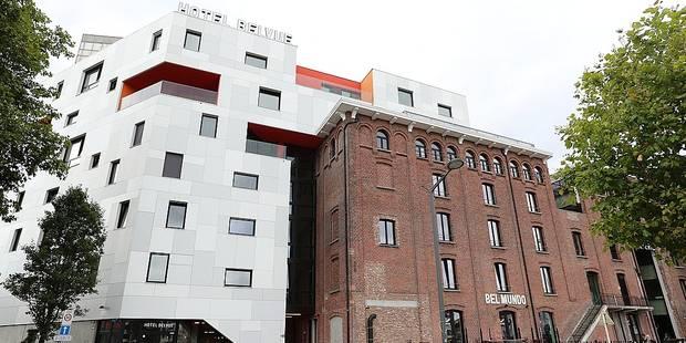 Molenbeek : Bilan positif pour l'hôtel Belvue - La DH