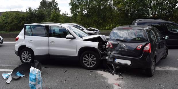 Impressionnant accident sur la E411 à Louvain-la-Neuve : circulation rétablie (PHOTOS et VIDEO) - La DH