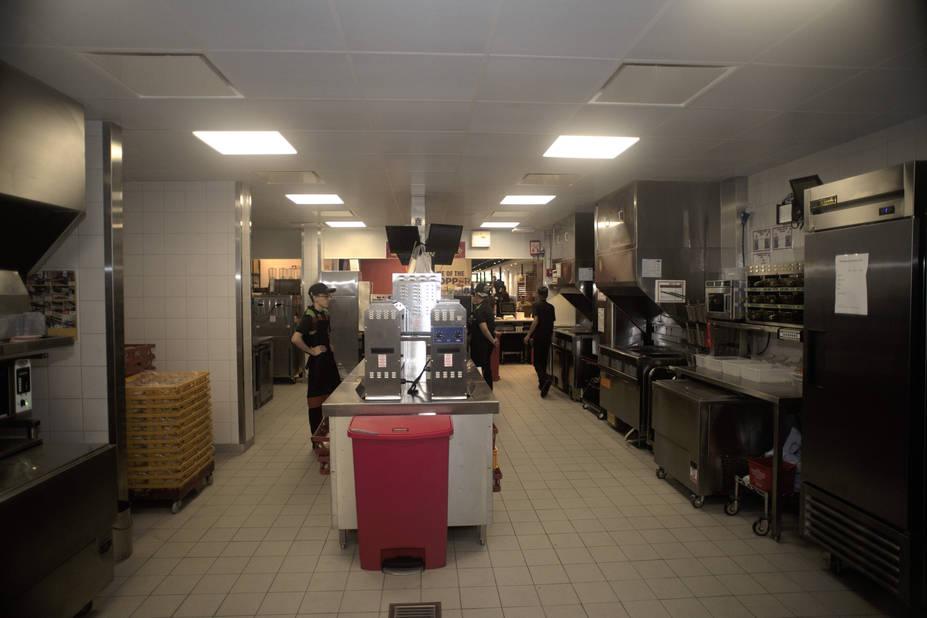 Burger king namur tait pr te avant les autres villes for Cdc luxembourg