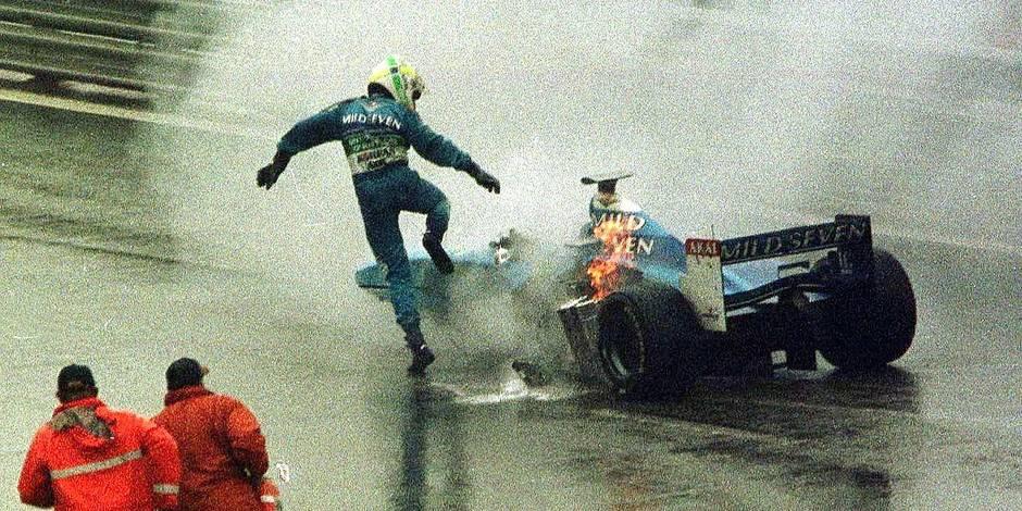 Les dix éditions les plus marquantes du Grand Prix de Belgique - La DH