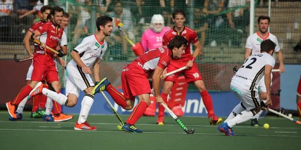 Top 5 des Red Lions (Allemagne-Belgique) - La DH