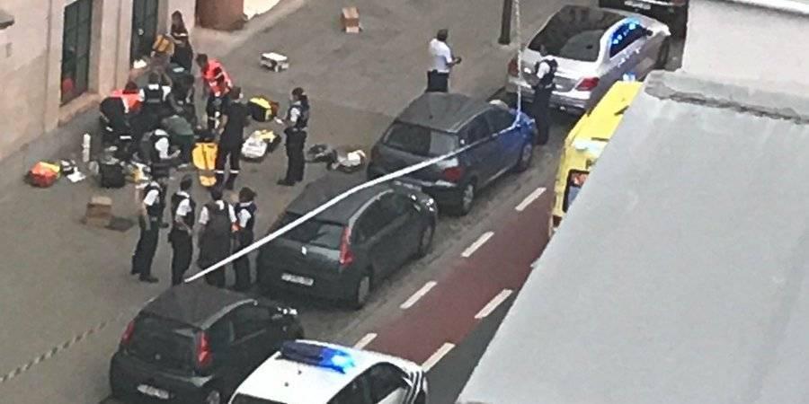 Un homme neutralisé après avoir attaqué deux soldats — Bruxelles
