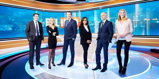 Le RTL Info prêt pour le grand chamboulement - La DH