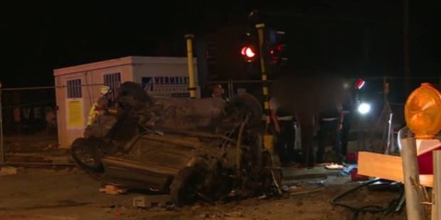 Le chauffard fou de 18 ans qui a causé un grave accident à Ostende a été retrouvé - La DH