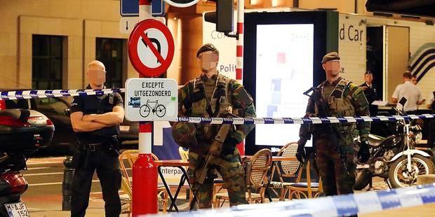 """Attaque au couteau sur des militiares: """"Les militaires ont réagi de manière progressive"""" - La DH"""