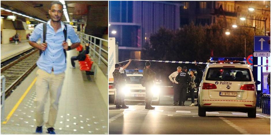 Un homme abattu après une attaque contre des militaires — Bruxelles