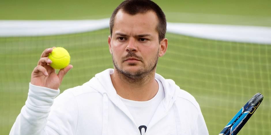 Simon, l'autre Goffin présent à l'US Open - La DH