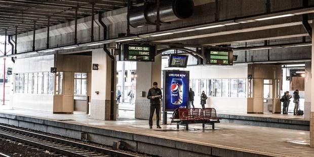 Namur/Ciney en train, bientôt plus rapide - La DH
