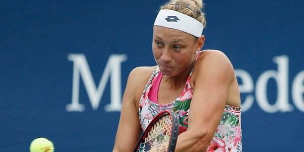 US Open : Superbe performance de Wickmayer qui bat la 30e mondiale - La DH
