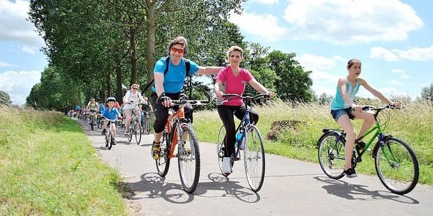 On va pouvoir faire Maubeuge-Gand à vélo - La DH