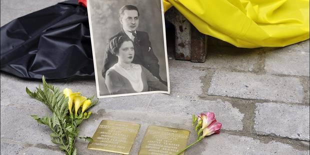 Une rue dédiée à la Shoah dans les Marolles à Bruxelles - La DH