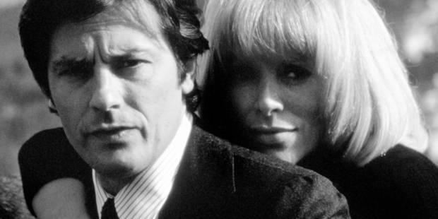 """Alain Delon se confie sur Mireille Darc: """"Elle était la femme de ma vie, sans elle je peux partir"""" - La DH"""