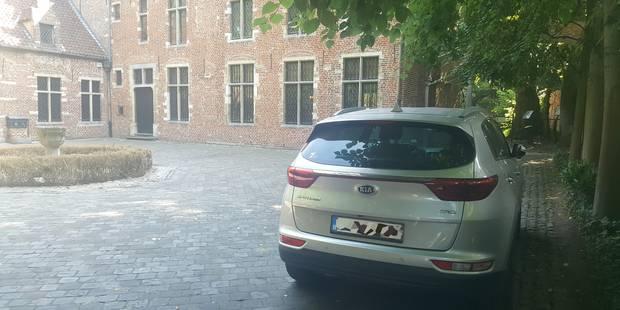 Anderlecht: Une place de parking d'un échevin qui dérange - La DH